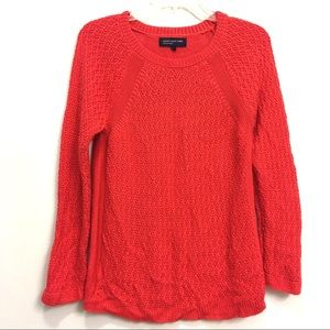Jones New York | crochet pullover sweater